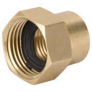 Landscapers Select GHADTRS-5 Connector Brass 1/2Nptx3/4Nh