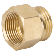 Landscapers Select GHADTRS-6 Connector Brass 3/4Mhx3/4Fpt