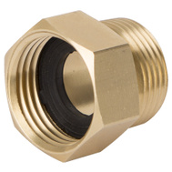 Landscapers Select GHADTRS-7 Connector Brass 3/4Mptx3/4Fh
