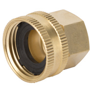 Landscapers Select GHADTRS-8 Conn Brass Swivel 1/2Nptx3/4Nh