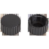 Landscapers Select GHEC Hose End Cap 2Pc 3/4In 2 Pack