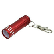 Vulcan 81-863 Key Chain Light With Snap Ring 3 Led