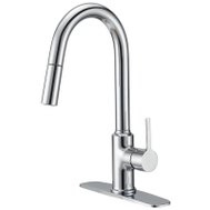 Boston Harbor FP4AF227CP Faucet Ktn Pull-Dn Cntmpry Chm