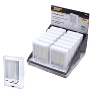 Power Zone 12499 Switch Lght W/Dim Led Cob 180L