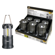 Power Zone LP-6378-COB Lantern Camp Cob Led Clpsble