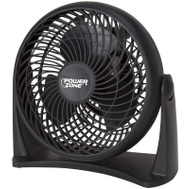 Power Zone AC-08 Fan Turbo Black 8In