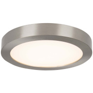 Boston Harbor CL040B BN Ceiling Fixture Led Bn 7-1/2In