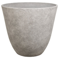 Landscapers Select PT-S044-A Resin Planter Monzonite 22 Inch