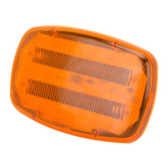 Power Zone 35705 Light Safety Magnetc Led Amber
