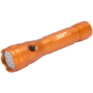 Power Zone 12557 Flashlight Led Bld Tracker 25L