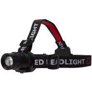 Power Zone 12300 Headlamp Aluminum Led 300Lumen