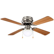 Boston Harbor 42-742T-MR-EN-BN Fan Ceil 42In W/7In Lt Kit Bn