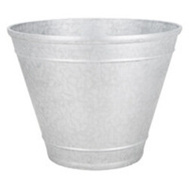 Landscapers Select PT-S120 Halsey Resin Planter White 17-3/4 Inch