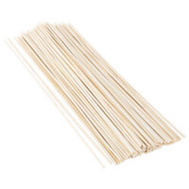 Omaha BBQ-37236 Skewers Set Bamboo 12In 100Pc