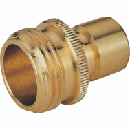 Landscapers Select GB9610 Male Quick Connector Solid Brass 3/4 Inch