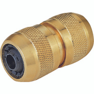 Landscapers Select GB8124 Mender Hose Brass Hd 5/8In