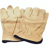 DiamondBack GV-DK603/B/L Grain Leather Driving Gloves Large