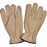 DiamondBack GV-DK603/B/M Grain Leather Driving Gloves Medium