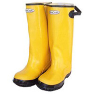 DiamondBack RB001-11-C Yellow Over Shoe Boot Size 11 Pair