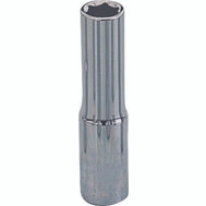 Vulcan MT6487672 Socket Deep 1/4 Inch Drive 6 Point 3/8 Inch