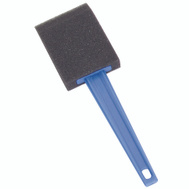 ProSource 850120 Foam Brush Low Density Plactic Handle 2 Inch