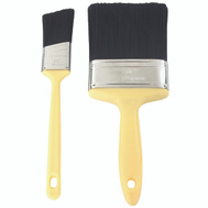 ProSource A 15400 Polyester Paint Brush Set Interior And Exterior 2 Piece