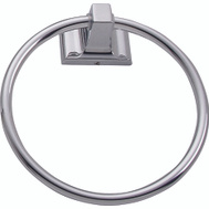 Boston Harbor L760-26-03 Freedom Collection Freedom Bright Chrome Towel Ring