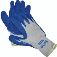 DiamondBack GVSHOWA/XL Latex Rubber Palm Work Gloves Extra-Large