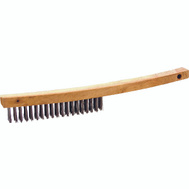 ProSource WB00319S Wire Brushes Long Handle 3 By 19 Row