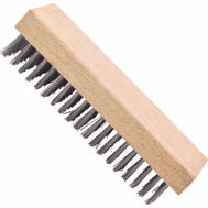 ProSource WB00619S Wire Brushes Straight Back 6 By 19 Row
