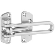 ProSource 20546SCB Mintcraft Swing Door Security Guard Satin Chrome