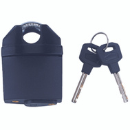 ProSource HD-PX065 U Shaped Padlock Keyed
