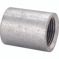 WorldWide Sourcing PPGSC-40 1-1/2 Inch Galvanized Merchant Coupling