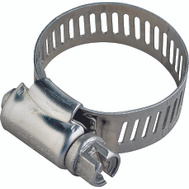 ProSource HCRAN16-3L Hose Clamp Stainless Steel With Carbon Steel Screw 1/2 Inch Band By 13/16 To 1-1/2 Inch Number 16