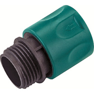 Landscapers Select GC522 Quick Connector Poly Male 3/4 Inch