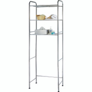 HomeBasix TS16C0-CH Chrome Space Saver 3 Tier