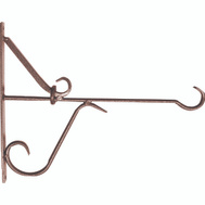 Landscapers Select GB-3932 Bracket Hanging Plant Brz 12In