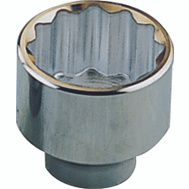 Vulcan MT-SM6038 Socket 3/4 Inch Drive 12 Point 38 Mm