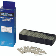 ProSource JL-BD-16 Mintcraft 100 Piece Single Edge #12 Razor Blades 0.3 Mm Thickness