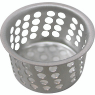 WorldWide Sourcing PMB-140 Strainer Basin Basket 1In