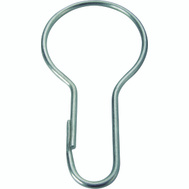 HomeBasix PMB-007 Shower Curtain Pins 1-3/8 Inch