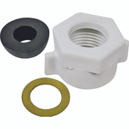 WorldWide Sourcing PMB-472 Ballcock Nut With Washer And Ring