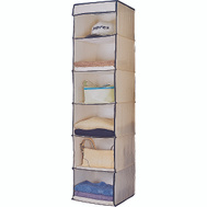 HomeBasix C0126JF5000 Six Layer Canvas Sweater Shelf