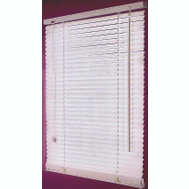HomeBasix FWB-29X64 29 Inch Wx64 Inch H 2 Inch Faux Wood Blinds