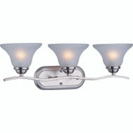 Boston Harbor 1571-3V Three Light Brushed Nickel Vanity