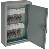 ProSource TS821 Key Box 20 Keys 11-3/4 By 7-7/8 By 3-1/8 Inch