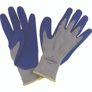DiamondBack GV-SHOW/AL Latex Rubber Palm Work Gloves Large