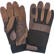 DiamondBack BLT-0508-1A-M High Dexterity Working Contractor Gloves Medium