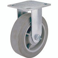 ProSource JC-T01 4 By 2 Inch Thermoplastic Rubber Rigid Plate Caster