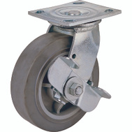 ProSource JC-T06 6 By 2 Inch Swivel Thermoplastic Rubber Plate Caster